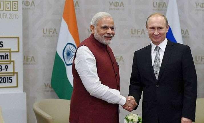 india to be made sco s permanent member vladimir putin