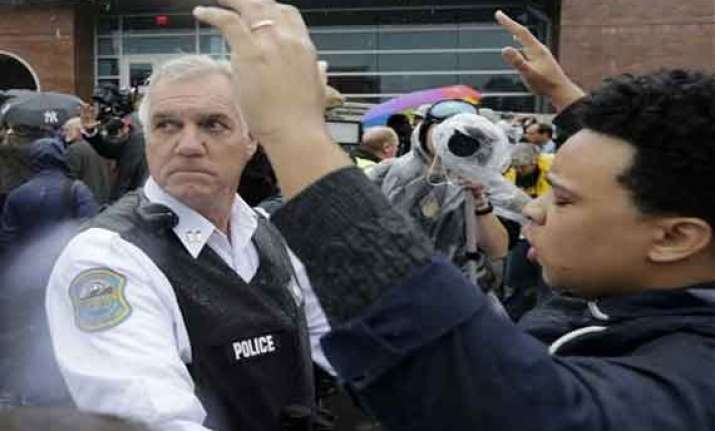 report ferguson officer says he feared for life