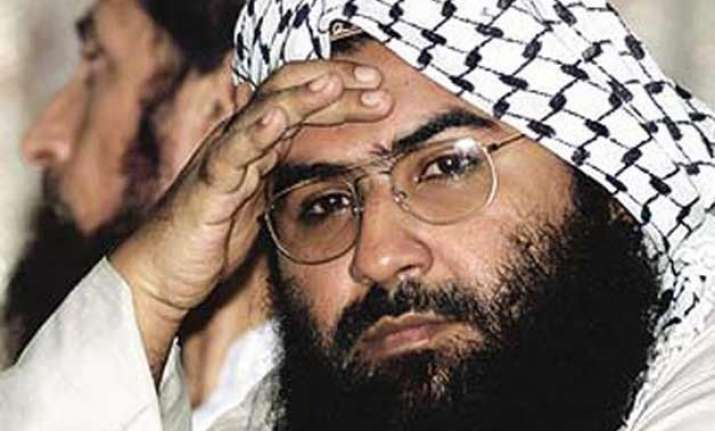jem chief masood azhar neither booked nor arrested