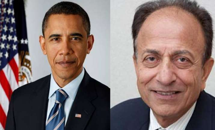 barack obama appoints indian american as kennedy centre