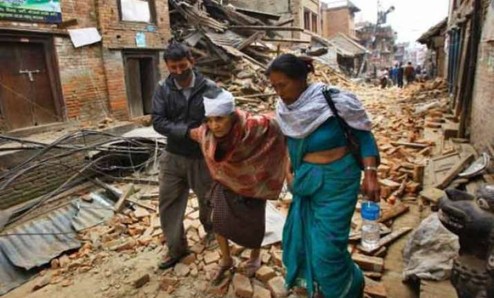 nepaldevastated 5 incredible survival stories from ground