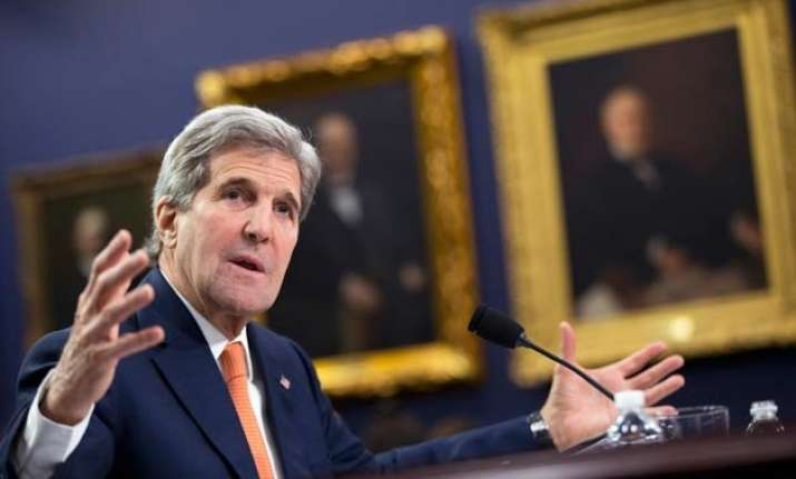 us concerned about isi s links with terror groups john kerry