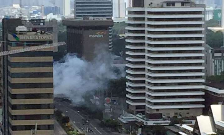 islamic state group carried out the attack in jakarta