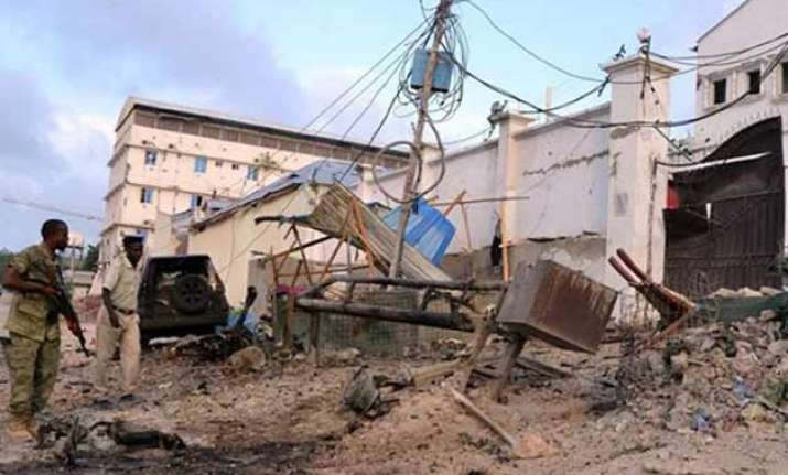 al shabab siege at somali hotel ends 24 dead official
