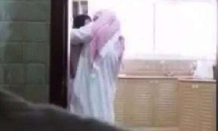 saudi woman secretly films husband molesting maid faces