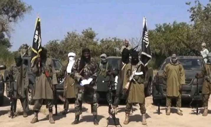 boko haram militants kill woman while she was in labour