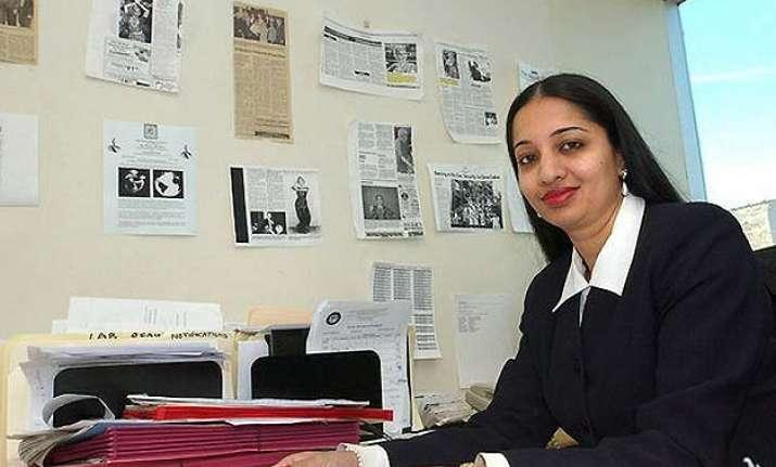 raja rajeswari becomes new york s first indian american
