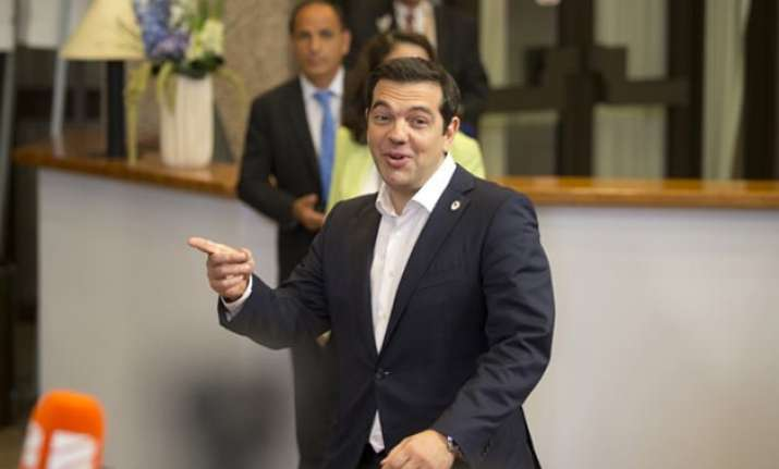 greece gets until sunday for proposals to stave off collapse