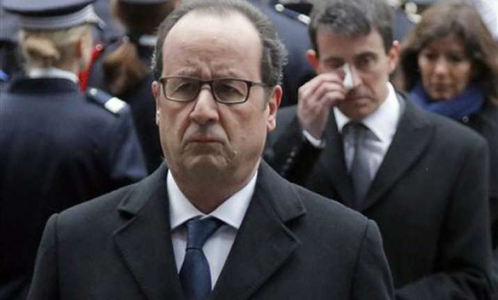 france terror funding attack weapons came from abroad