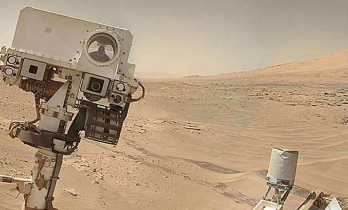nasa rover clicks stunning selfie on mars