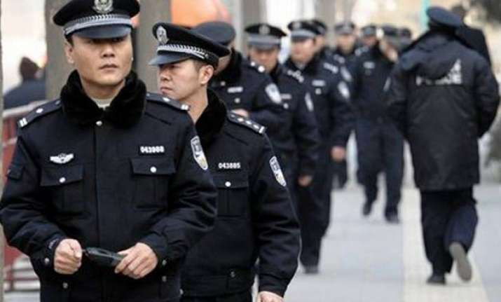 indian among 20 arrested in china for suspected terror link