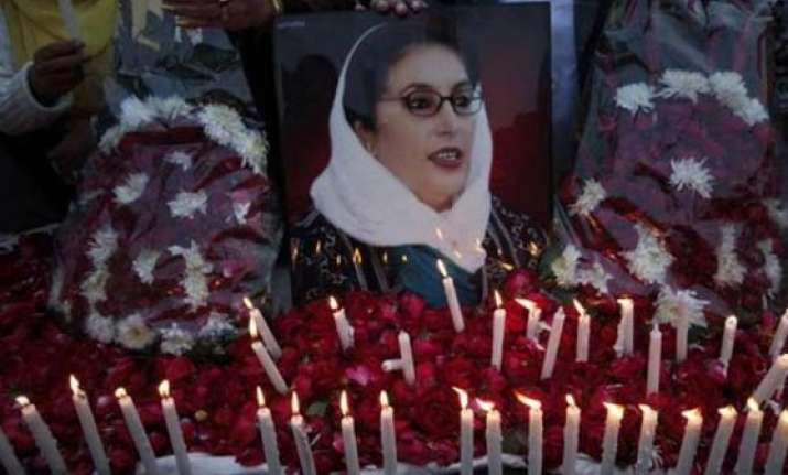 pakistan observes benazir bhutto s seventh death anniversary