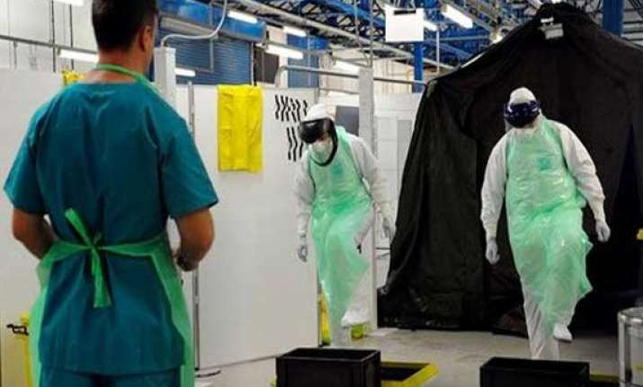 european union says transmission risk of ebola in europe low