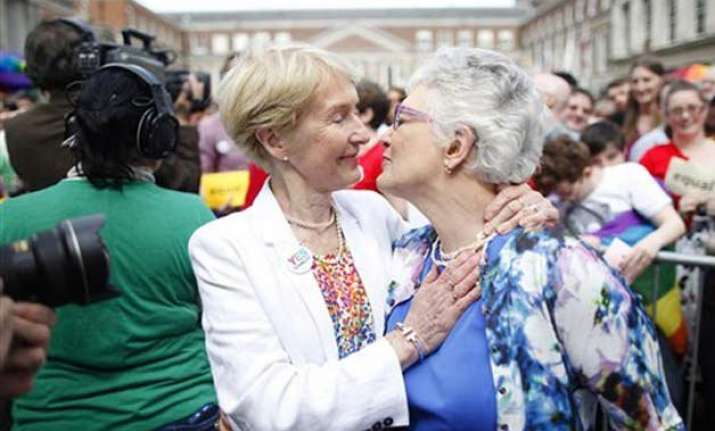 bold ireland votes to legalize gay marriage in landslide