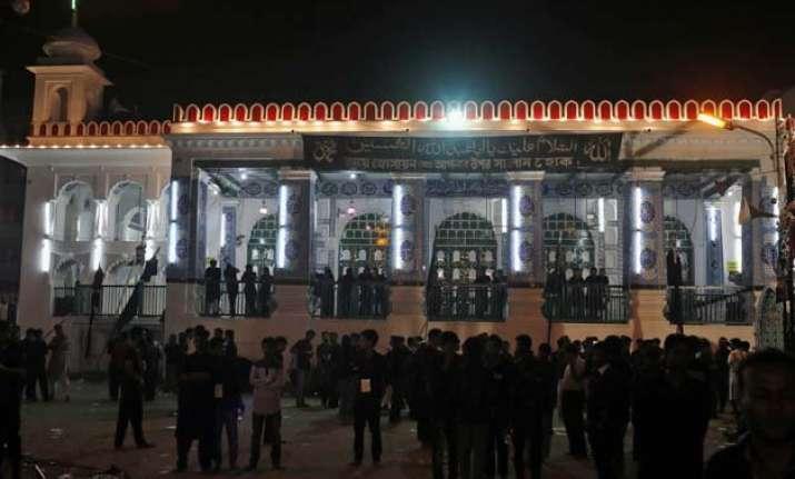 bangladesh blasts through shiite procession kill 1 islamic
