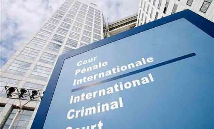 israel lashes out at international criminal court