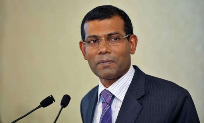 former maldivian president arrested on terrorism charges