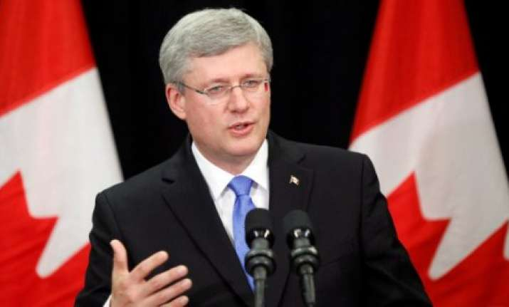 canada will never be intimidated canada s prime minister
