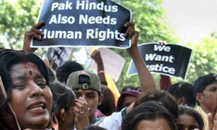 hindu community lives in constant fear in pakistan us