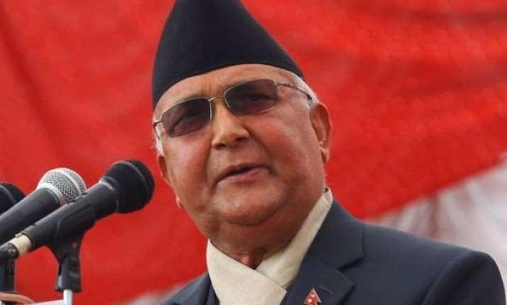 india visit aimed at normalising ties says nepal pm kp