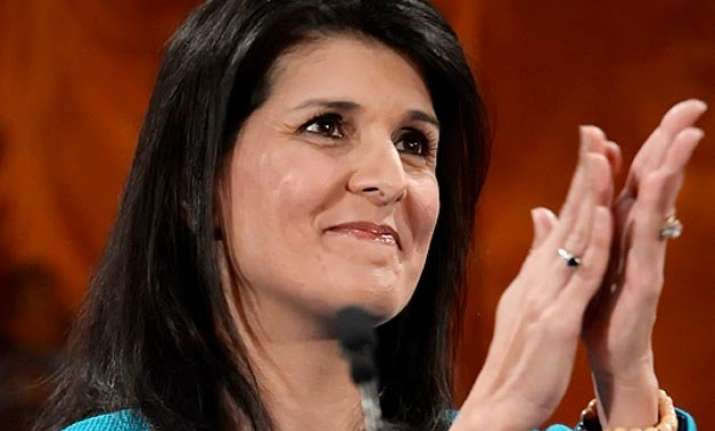 governor nikki haley signs bill on removing confederate flag