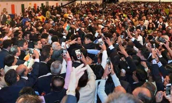 india s diaspora population largest in the world says
