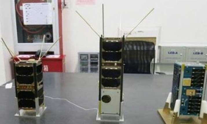 china launches cube satellites for tracking aircraft