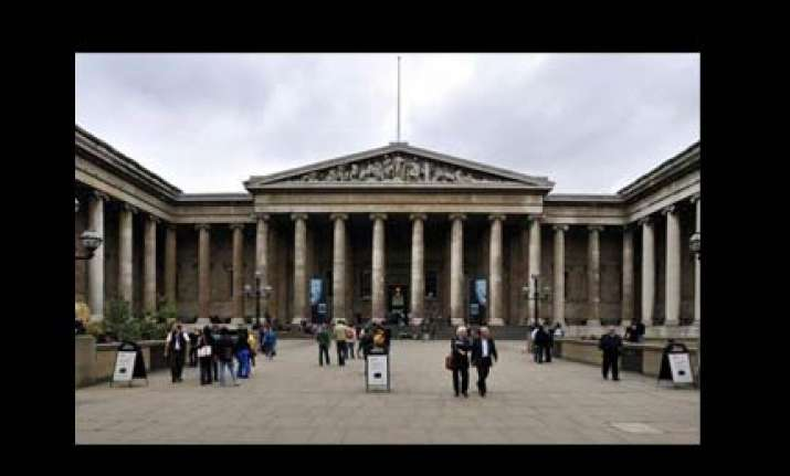 british museum evacuated after gas leak scare