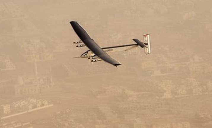 round the world solar plane headed to india will land in
