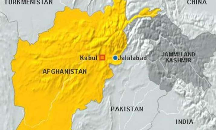 blast near indian consulate in jalalabad afghanistan afghan