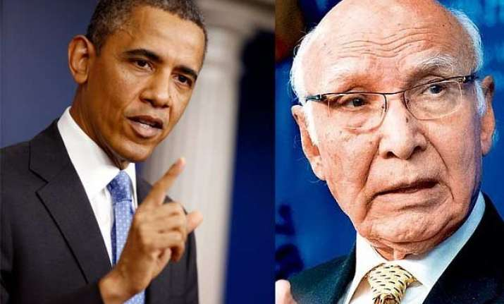 sartaz aziz slams obama says us responsible for instability