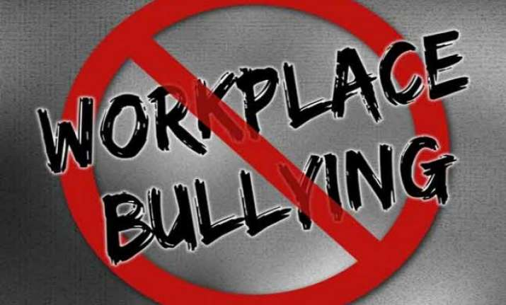 workplace bullying is a vicious circle study