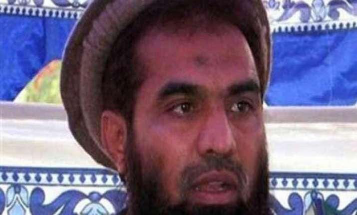 pakistan govt submits evidence against lakhvi in detention