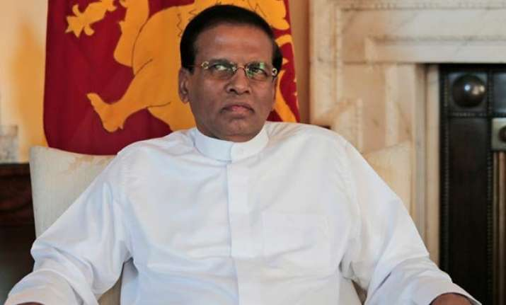 sirisena sacks members from party s central committee