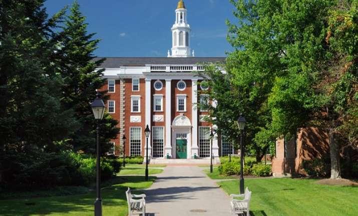 harvard top world university no indian varsity in list