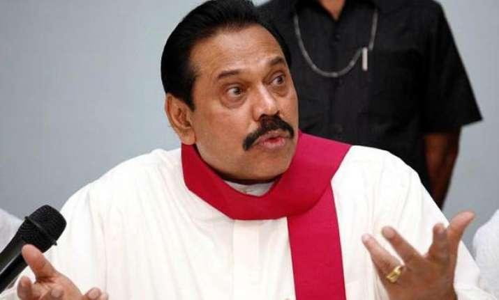 sri lanka rejects rajapaksa s revenge allegations