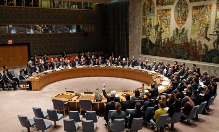 un imposes tough sanctions against north korea over nuclear