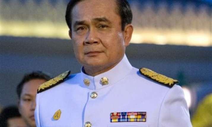 thai prime minister to visit myanmar
