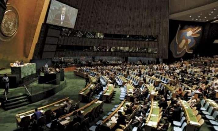 india elected on un women s board iran s bid fails