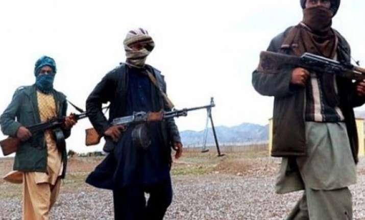 taliban kill 7 afghan policemen at checkpoint