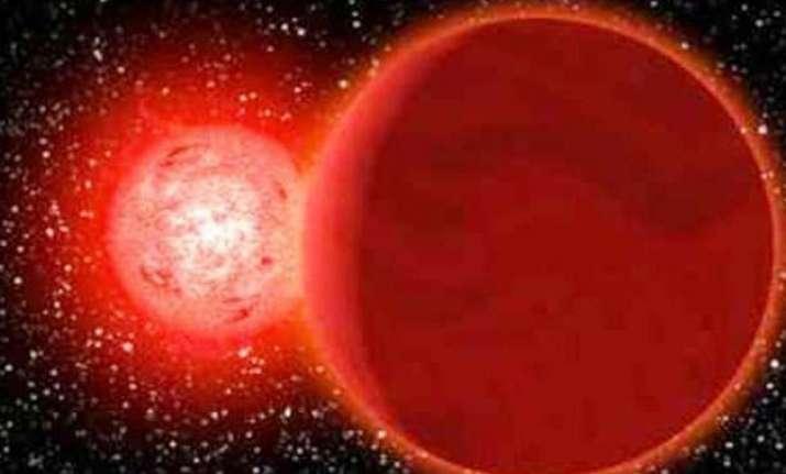 strongest aurora found beyond solar system