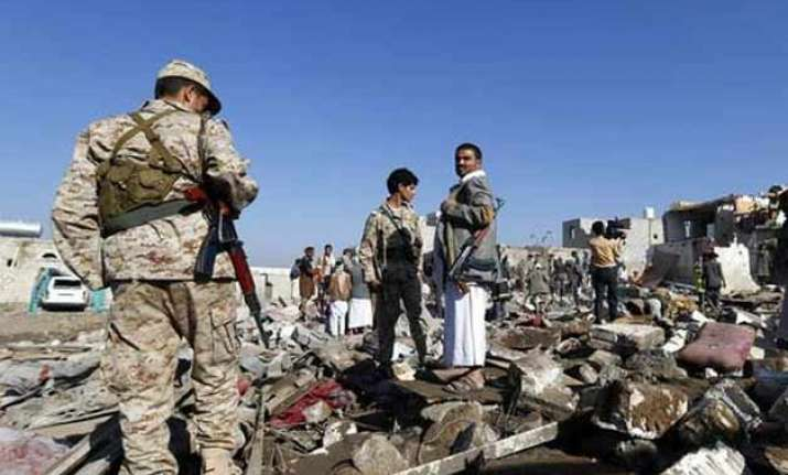 20 prisoners killed in yemen air strikes