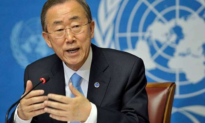 ban ki moon reiterates stand against death penalty after