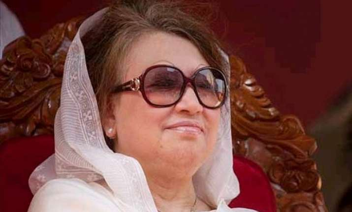 arrest warrant against bangladesh ex pm khaleda zia