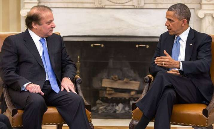 nawaz sharif made to listen more than talk when he met