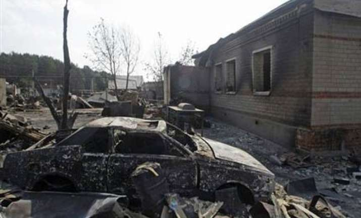 russia declares state of emergency in fire hit regions