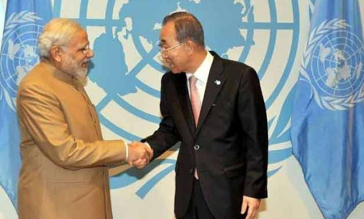 india calls for transparency and choice in electing un