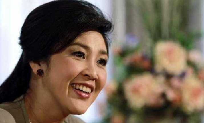 thailand ex pm yingluck shinawatra banned from politics