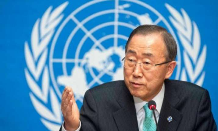 ban ki moon asks for usd 1 billion to fight ebola