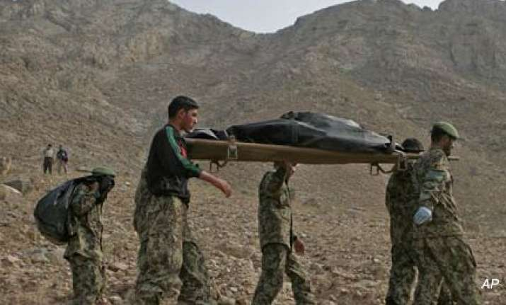 5 bodies found in afghan plane crash